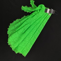 One Size Lace Pareo Fluo Green