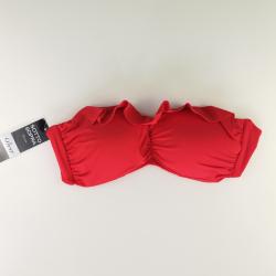 Bandeau Bikini Dea Basic Red