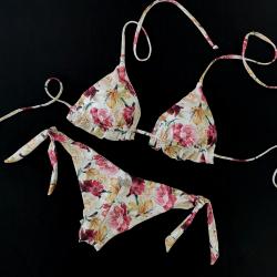 Triangolo Sweet Rose Slip Brasil Fiocco