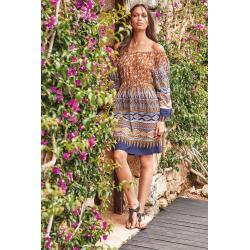 Iconique - Emma Bandeau Dress - IC21-097