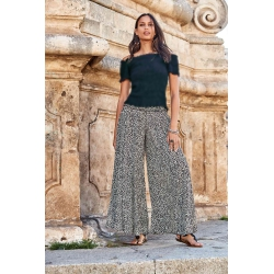 Iconique - Palazzo Trousers - IC21-133