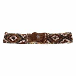 Cintura Iconique Brown Pink - IC20-AC81
