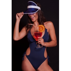 Trikini One-Piece Swimsuit Sapphire