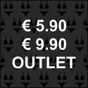 €5.90 - €9.90 OUTLET %